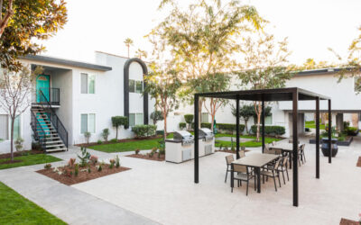 At Villa Serrano Apartments, It Has Never Been Easier to Go Green